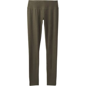 Prana W's Misty Leggings Cargo Green Geo